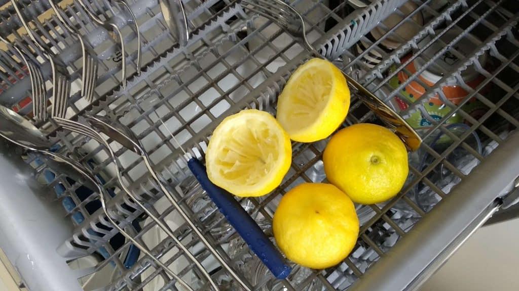 Lemon peel Make Dishes Fresh and Sparkly. Use Lemon Wedge