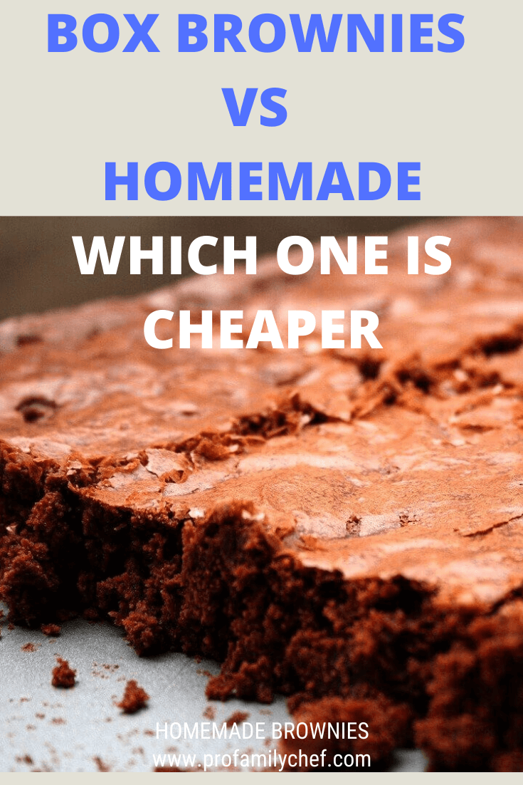PIN Box brownies vs homemade which is cheaper profamilychef.com (1)