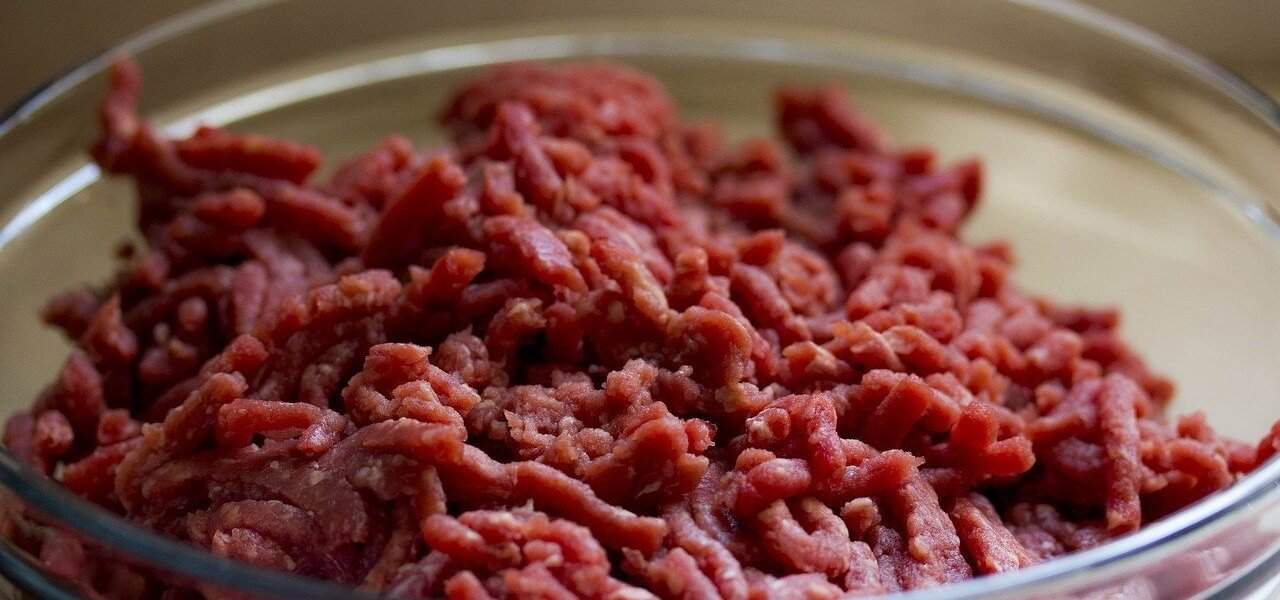 ground beef meat