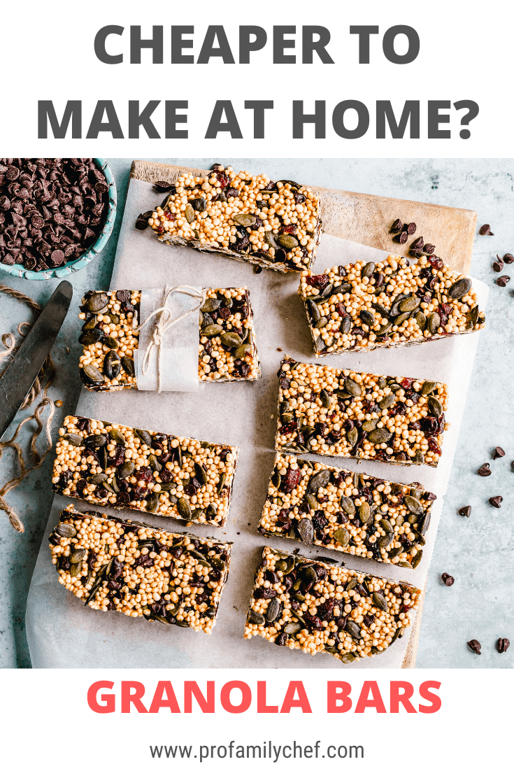 is it cheaper to make or buy granola bars in 2020 (1)