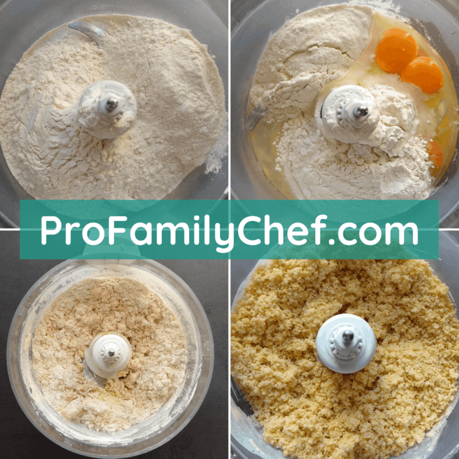 best food processor for pasta dough ProFamilyChef.com