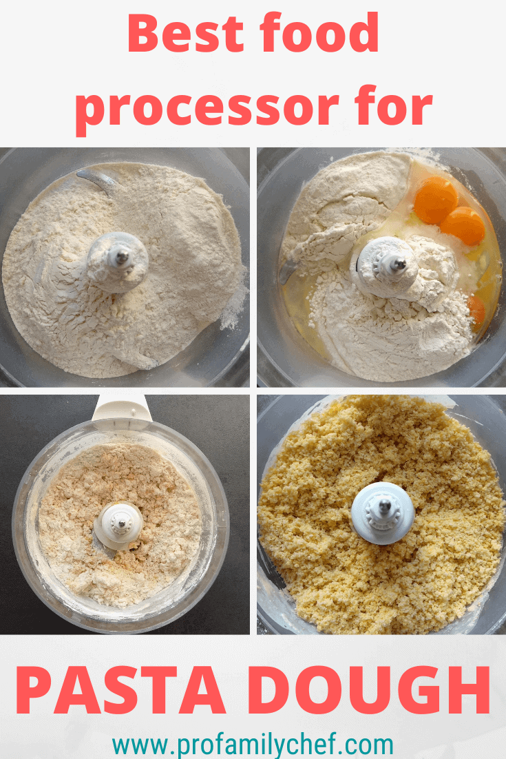 pin best food processor for pasta dough 4 steps to pasta dough
