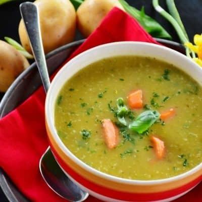 lump free soup