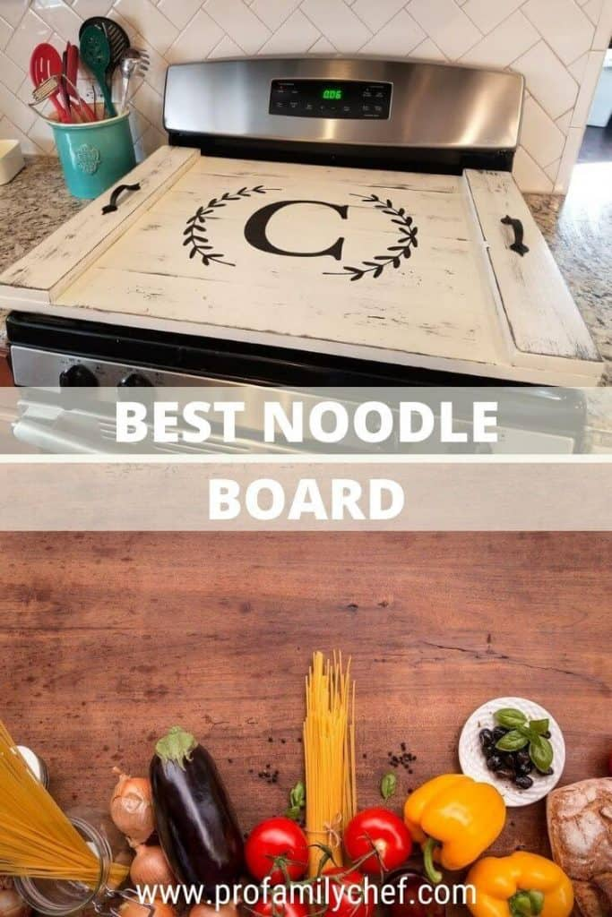 PIN best noodle board gas or electric stove top cover