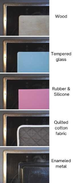 stove toppers covers for glass, gas, electric induction stove (256x640)