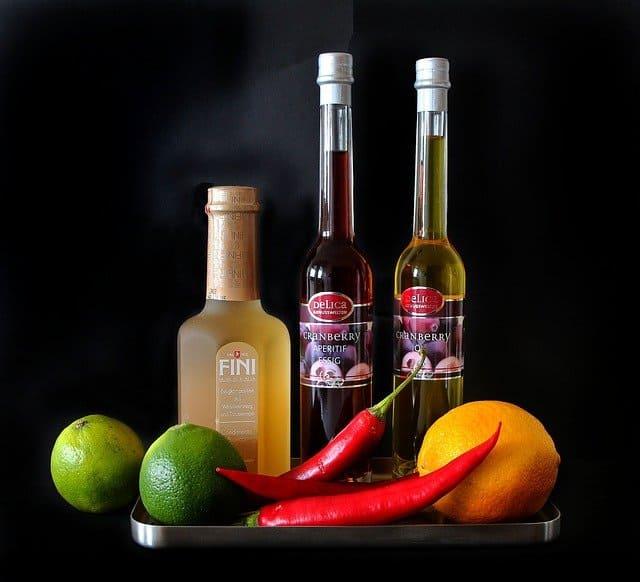 vinegar non alcoholic deglaze