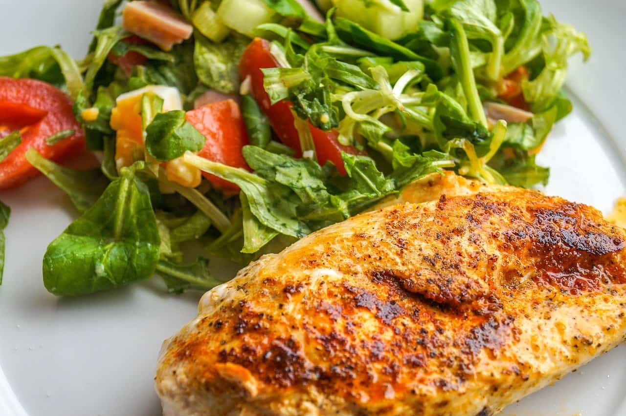 Can you stack chicken breast, tenders or cutlets in an air fryer