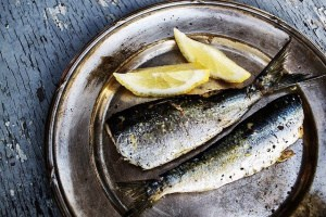 whole fish sardines for air fryer